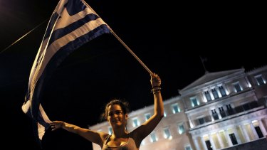 'No' voters are celebrating, but Greece's debt problems are not over, this is just the beginning, says Patersons' Andrew Quin.