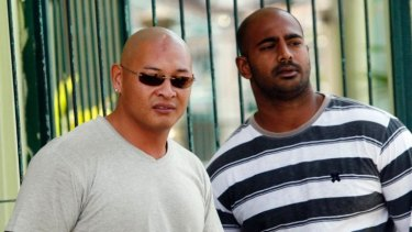 Still on death row: Andrew Chan and Myuran Sukumuran.