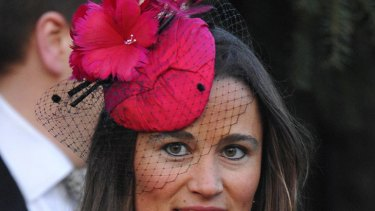 Chief bridesmaid Pippa Middleton is determined to make her sister's wedding a party to remember.