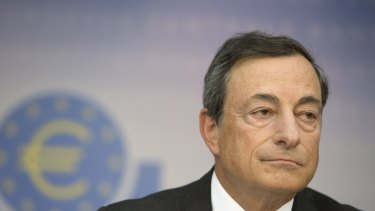 ECB president Mario Draghi also acknowledged the threat of deflation recently, and suggested aggressive quantitative easing would be the best way to combat it.