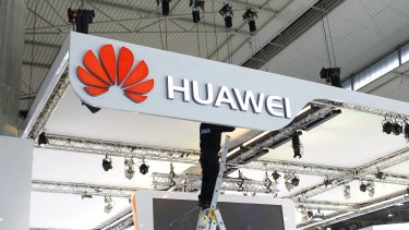 Huawei: Still banned from the NBN.