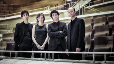 The Noga Quartet won the Monash University Grand Prize Winner at the 7th Melbourne International Chamber Music Competition.
