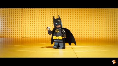 Batman, LEGO ... what could possibly go wrong?