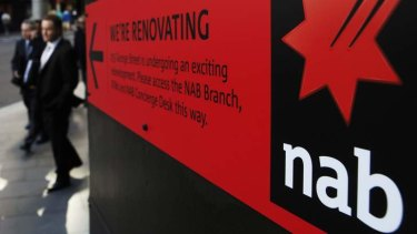 NAB is not the only one reshaping its branch footprint.