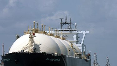 Queensland is expected to export $60 billion worth of liquified natural gas to China.