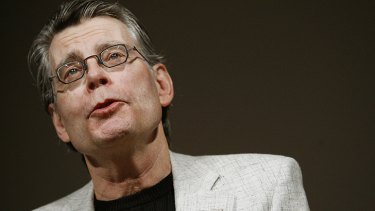 A little bit of horror seems a good thing ... Stephen King's third novel stimulates.