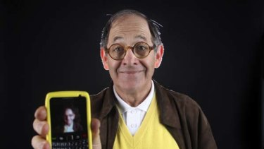 Call on me... Ralph Simon paved the way for pop songs to be used as ringtones on mobile phones.