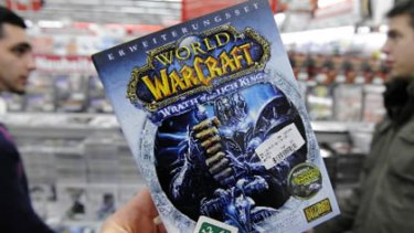 The new extension of the World of Warcraft video game is on sale today.