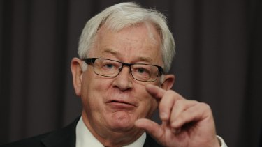 Trade Minister Andrew Robb: searching for a compromise.