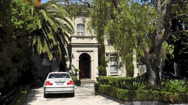 Shane Warne's luxury house in Brighton, which has been sold for as much as $15 million.