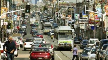 Sydney Road, Coburg.