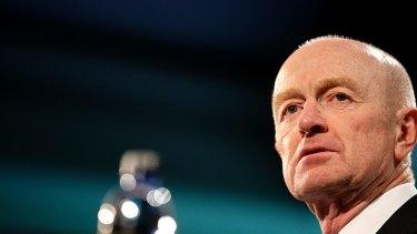 RBA governor Glenn Stevens: Goldman Sachs no longer expects a cash rate cut.