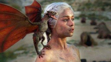 Copyright claim: HBO's <em>Game of Thrones</em>.