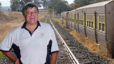 John Horne's offer to sell his Hitachi trains has been turned down, despite overcrowding on Melbourne's rail network.