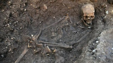 """The remains found in Leicester have been declared """"beyond reasonable doubt"""" to be those of King Richard III."""