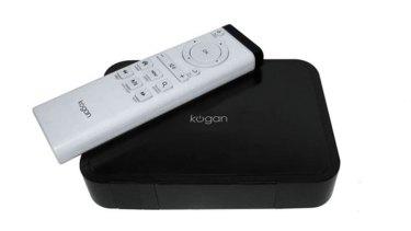 Kogan Agora Internet TV Portal.