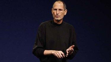 He's back ... Steve Jobs has unveiled the iPad 2.