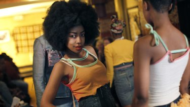 Soweto Fashion Takes F Irst Tentative Steps On Runway