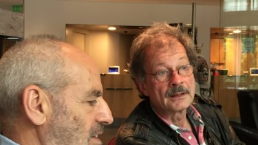 Dr Robert Haemmig and Dr Alex Wodak