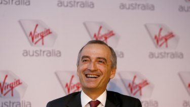 Virgin boss John Borghetti could reap around $8 million if a takeover were successful.
