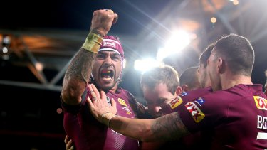 Queensland finished with the most decisive win in Origin history, running out Game 3 winners.