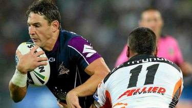 The Melbourne Storm spend about $20 million a year, or about $2-$4 million more than other clubs.