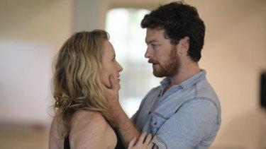 Kate Mulvany and Dan Spielman in Macbeth