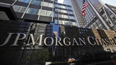 JPMorgan: forced to pay a $US9 billion  settlement.
