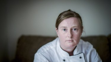 """Chef Jasmine Pitts: """"Residents are paying the money and they're getting just crap."""""""