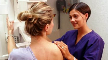 Experts are concerned alternative 'breast-screening' offers could discourage women from taking mammograms.