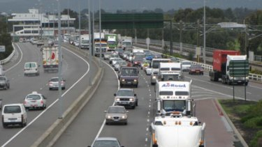 Our freeways are becoming more congested, but road tolls won't be used.