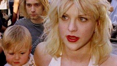 Courtney Love And Kurt Cobain Wedding.Note At Kurt Cobain S Suicide Scene Mocks Courtney Love Marriage