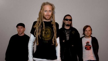 Frenzal Rhomb will play in Canberra on February 15.