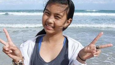 Schoolgirl Siriyakorn 'Bung' Siriboon disappeared three years ago.
