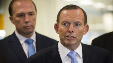 "Prime Minister Tony Abbott  vowed to be ""the infrastructure prime minister"" when he came to power in 2013."