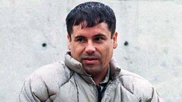 Joaquin Guzman Loera, AKA El Chapo.