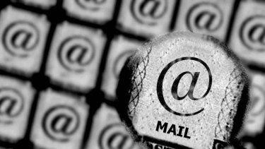 Email is not always the best tool for the job.