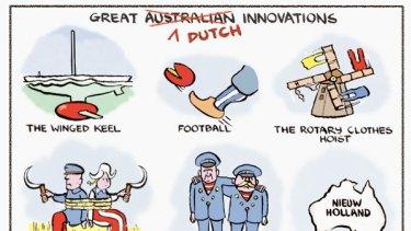 Andrew Dyson cartoon October 15