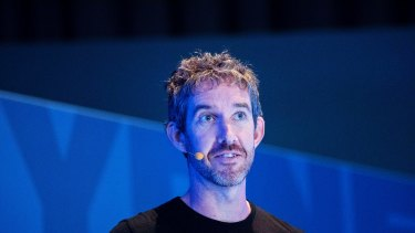 """One of the reasons we withdrew from the communications market is we see a much, much, much bigger prize for us in IT,'' said Scott Farquhar, Atlassian's co-CEO."