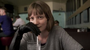 Considered dangerous: Agatha Weiss (Mia Wasikowska) in Maps to the Stars.