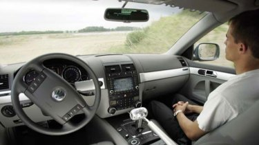 Volkswagon believes the cost of the next generation of autonomous cars could make it viable for production.