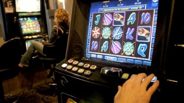 Victorian councils are proposing tougher laws on poker machines.