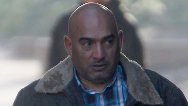 Mohammed Amin ... guilty of running a child exploitation ring.