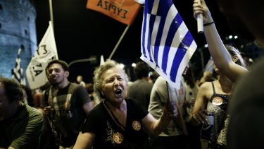 A week ago, Greek voters overwhelmingly rejected a bailout offer that was less punitive than the one its leaders just accepted.