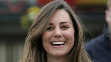 Kate Middleton . . . renewing the royals.