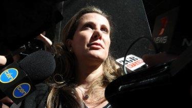 Adverse allegations ...  Kathy Jackson.