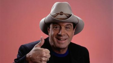 Molly Meldrum ... 'My life changed forever'.