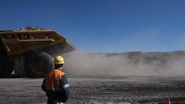 Queensland's Norwich Park coalmine will close indefinitely.