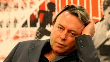 Christopher  Hitchens in Sydney for the Festival of Dangerous Ideas in 2009.