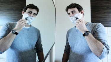 Cut price: Dollar Shave Club co-founder Michael Dubin launched his business because of frustration over the prices of razor blades at retail outlets.